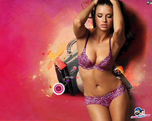 adriana lima fondo de pantalla with a bikini, a swimsuit, and a g string entitled Adriana Lima