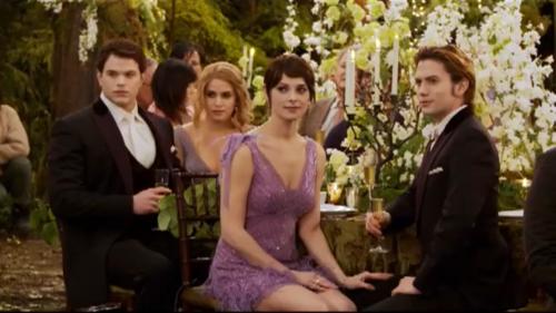 Alice,Rosalie,Emmett and Jasper