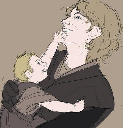 Anakin/Luke