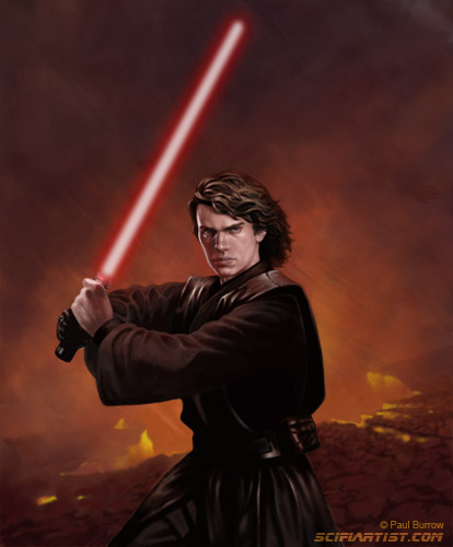 Anakin Skywalker fond d'écran possibly with a feu and a concert entitled Anakin Skywalker
