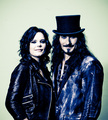 Anette and Tuomas