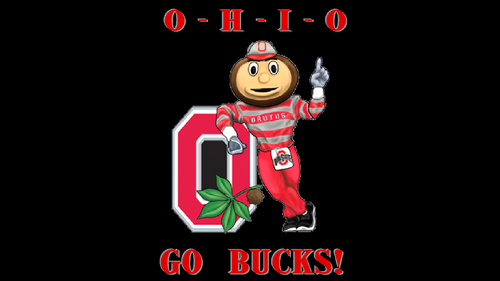 fútbol del estado de Ohio fondo de pantalla probably with anime entitled BRUTUS BUCKEYE O-H-I-O GO BUCKS!