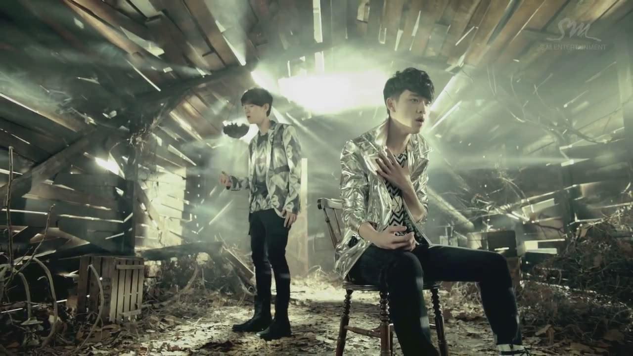 "Baek Hyun ""What Is Love"" MV"