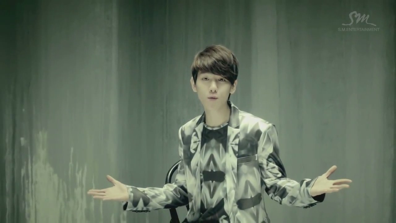 "Baek Hyun ""What Is Love"" MV"