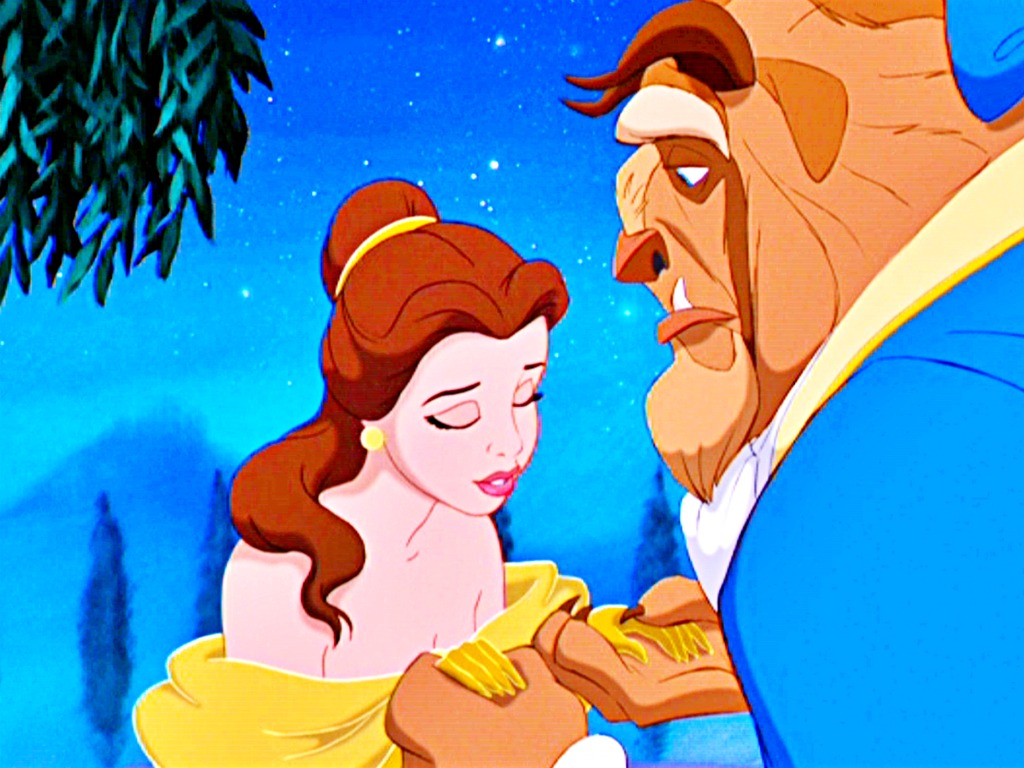 Beauty and the Beast Wallpaper  Beauty and the Beast Wallpaper