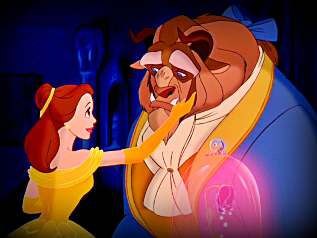 beautiful wallpapers hd download: Beauty and the Beast Wallpaper