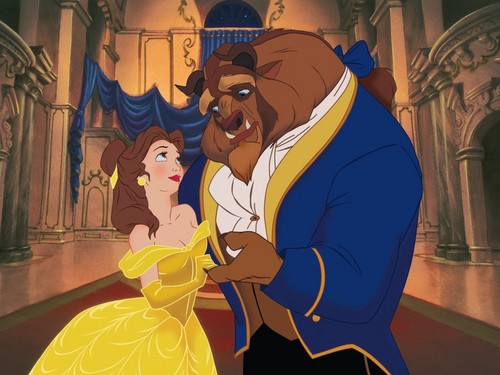 Beauty and the Beast Wallpaper - beauty-and-the-beast Wallpaper