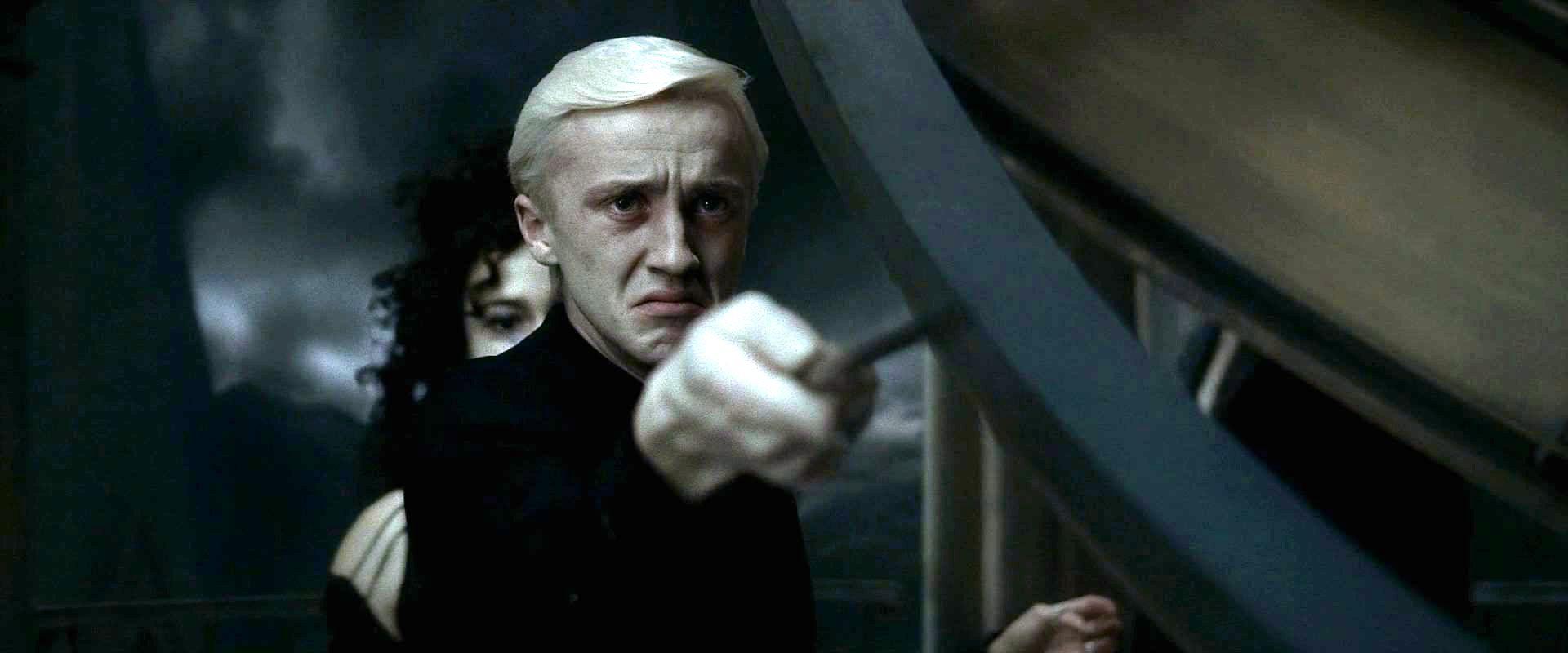 Bellatrix and Draco