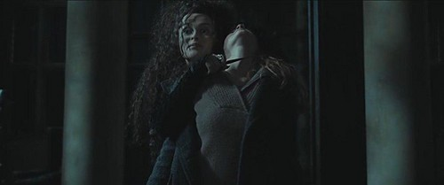Bellatrix and Hermione