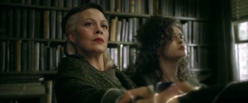 Bellatrix Lestrange fond d'écran containing a lire room titled Bellatrix and Narcissa