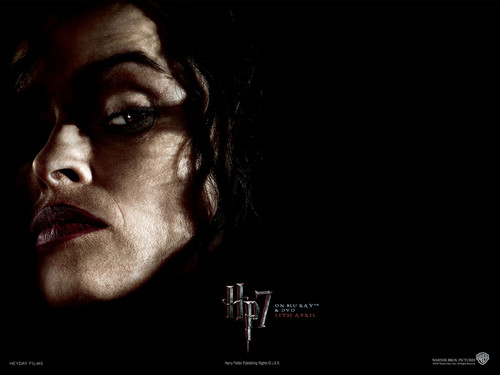 Bellatrix Lestrange wallpaper titled Bellatrix poster
