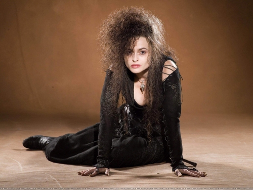 Bellatrix makeup