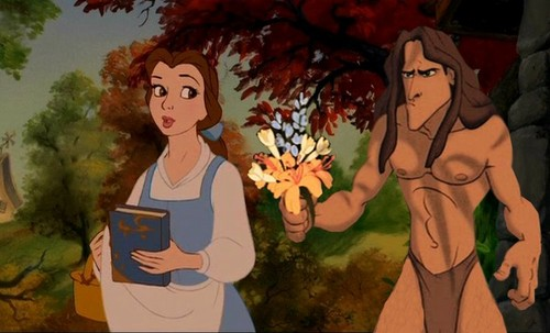 Belle and Tarzan