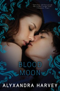 Blood Moon book #5