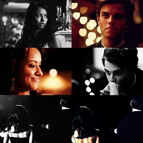 Bonnie & Kol first meeting.