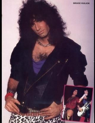 baciare Guitarists wallpaper called Bruce