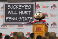 Brutus Says BUCKEYES WILL HURT PENN ST.