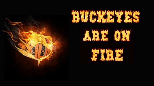 Buckeyes Are On fuego