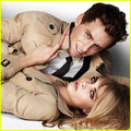 Burberry-Spring-Summer-2012-Ad-Campaign- - eddie-redmayne photo