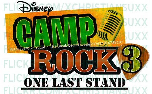 Celebrity Contests wallpaper with anime called Camp Rock 3