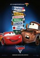Cars 2 poster - disney-pixar-cars-2 photo