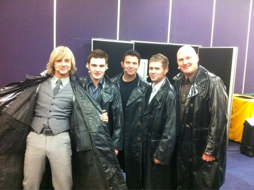 Celtic Thunder in Sydney Australia