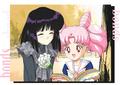 Chibiusa & Hotaru