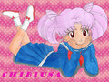 Chibiusa (Rini) - sailor-mini-moon-rini fan art