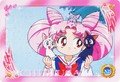 Chibiusa with Kucing