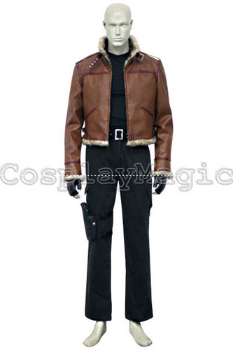 Cosplay Leon S. Kennedy (Resident Evil 4)