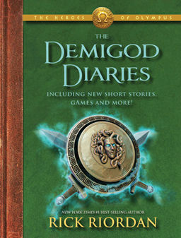 Cover of the Demigod Diaries