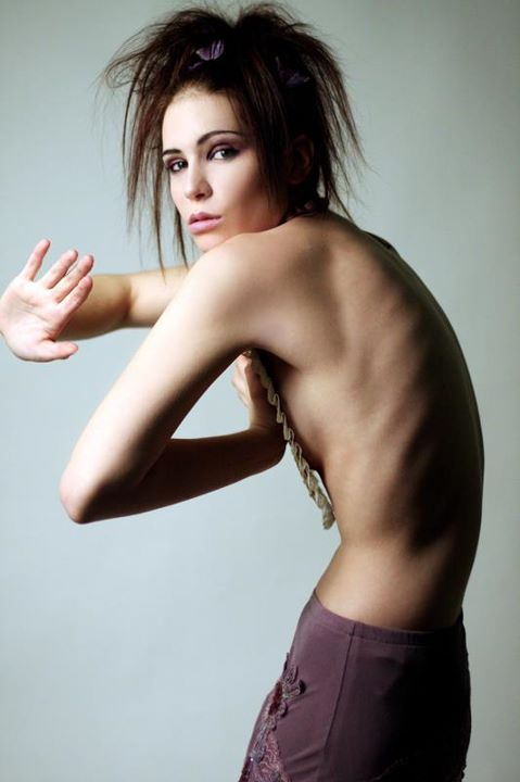 America's Next Top Model Cycle 18 Laura