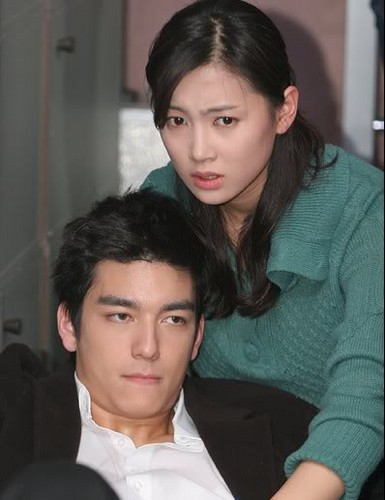 Dennis Oh and Nam sang mi - sweet-spy Photo
