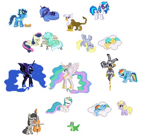 Desktop Ponies!!! :D