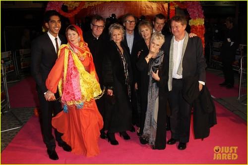 Dev Patel: 'Best Exotic ringelblume Hotel' Premiere!
