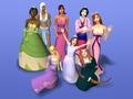 ディズニー Sims