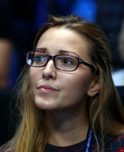 Djokovic girlfriend