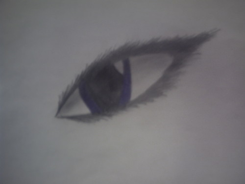 Drawing of My eye :P