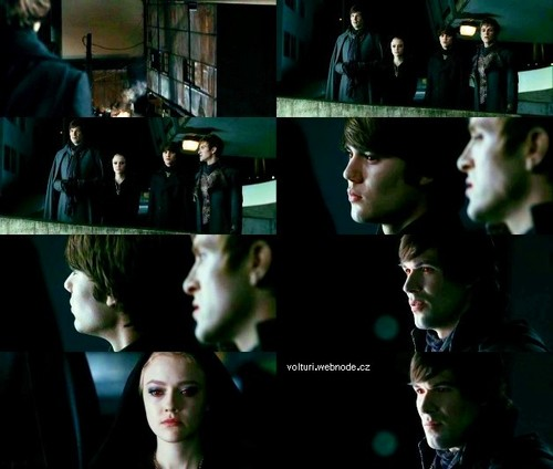 The Volturi wallpaper probably containing a portrait entitled Eclipse