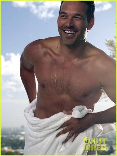Eddie Cibrian: Shirtless 'Charisma' Images!