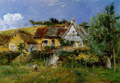 Edmond Marie Petitjean