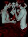 Elijah/Tatia/Klaus (EW cover manip)