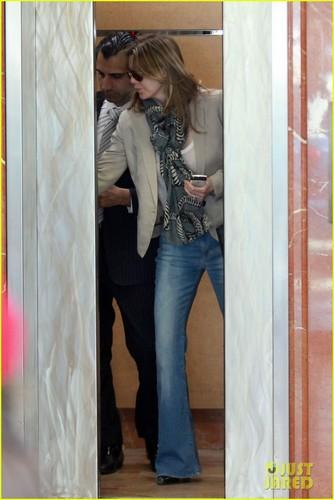 Ellen Pompeo in Beverly Hills