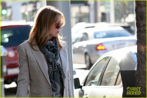 Ellen Pompeo in Beverly Hills
