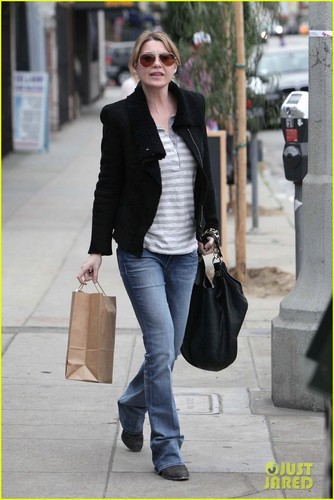 Ellen in West Hollywood