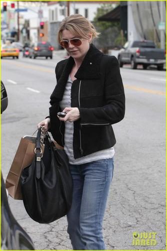 Ellen in West Hollywood