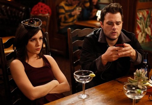 Episode 2.14 - Jimmys Fake Girlfriend - Promotional picha