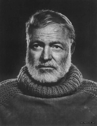 Ernest Miller Hemingway (July 21, 1899 – July 2, 1961