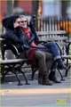 Evan Rachel Wood & Jamie Bell: Bleecker Playground Pair - evan-rachel-wood photo