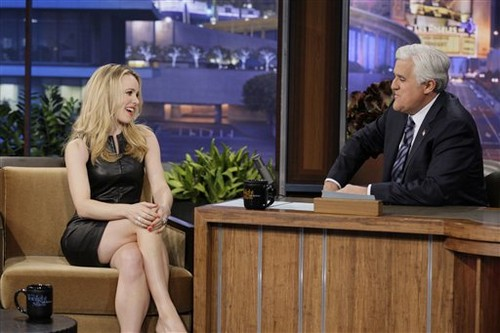 February 10th: The Tonight Show with gaio, jay Leno